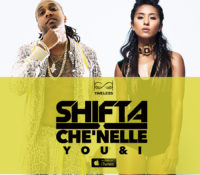 SHIFTA'S 'YOU AND I' EP CLIMBS BILLBOARD AND ITUNES CHARTS