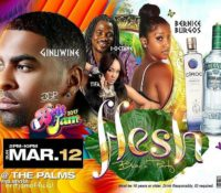 BRIT JAM FLESH BRINGS ANOTHER FIRST TO JAMAICA