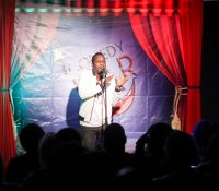 JOHNNY URGES CORPORATE JAMAICA TO SUPPORT LOCAL STAND UP COMEDY