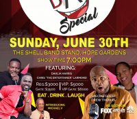 Comedy Bar Special to help save Hope Botanical Gardens