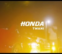 TWANI REVES UP WITH HONDA SINGLE